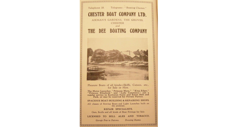 Chester boat company
